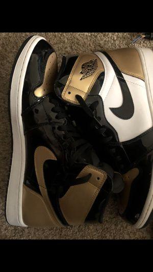 Nike Air Jordan Retro 1 Gold Toe NRG Size 13 for Sale in Falls Church, VA