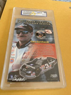 Dale Earnhardt quarter for Sale in Euless, TX