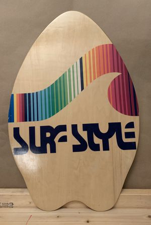 """***SurfStyle Wood Skimboard 30 x 19"""" *** for Sale in Decatur, GA"""