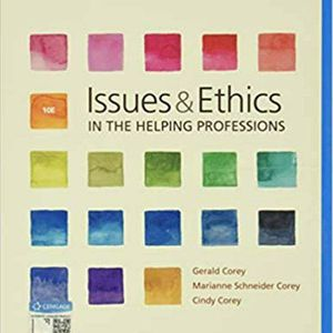 Issues and Ethics in the Helping Professions 10th Edition ebook PDF for Sale in Ontario, CA