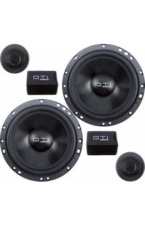 "DTI DS66CK 6.5"" 440W PEAK HIGH POWER 2-WAY CAR AUDIO COMPONENT SPEAKER SYSTEM for Sale in Los Angeles, CA"