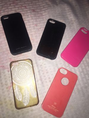 iPhone S5 cases for Sale in Sanger, CA