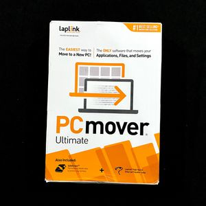 Laplink Software PAFGPCMP08000PER PCmover Ultimate for Sale in Parkville, MO