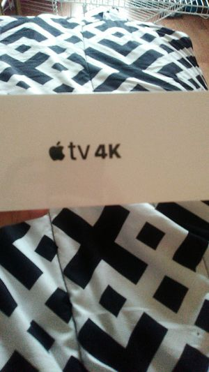 Apple TV 4k 32G brand new in box for Sale in Lexington, KY