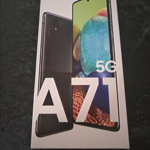 New Unlocked Samsung A71 5g Android Phone 128gb for Sale in Westminster, CA