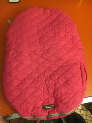 Pink JJ Cole Bundleme infant size for Sale in Queens, NY