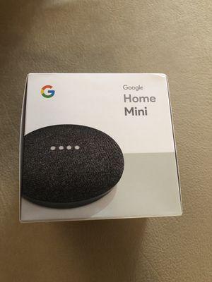 Google Home Mini - Charcoal for Sale in Chula Vista, CA