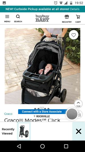 Graco Modes click connect stroller for Sale in South Riding, VA