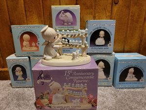 Precious Moments - 15th Anniversary Commemorative Figurine for Sale in Strongsville, OH