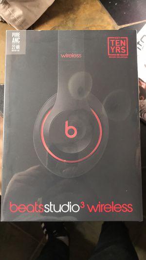 Beats Studio 3 Wireless Headphones for Sale in Manchester, CT