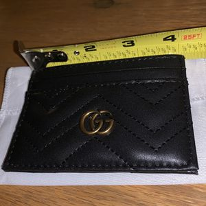 Quilted Black Wallet for Sale in Rialto, CA