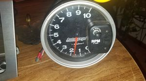 autometer monster tach w shift light for Sale in Millersville, MD