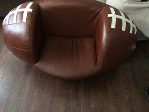 Football chair kids for Sale in Rialto, CA