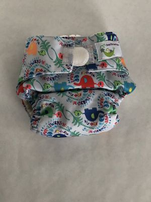 Newborn AIO Cloth Diaper for Sale in Los Angeles, CA