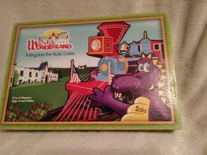 DUTCH WONDERLAND GAME for Sale in Dillsburg, PA