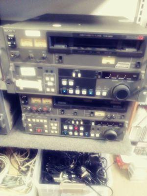 Sony Video Cassett player for Sale in Bethany, OK