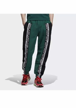 $90 adidas Originals R.Y.V. Track Pants Joggers Green Reveal your Voice Men's M for Sale in Adrian, WV