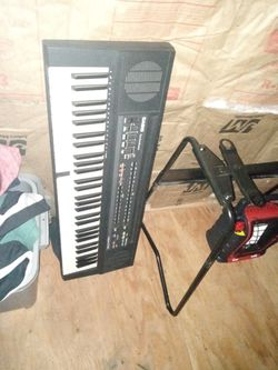 Casio Keyboard And Stand  for Sale in Marysville, WA
