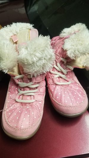 Baby girl boots for Sale in Tucson, AZ
