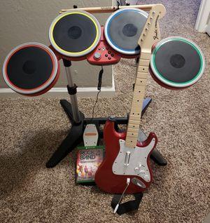 Xbox One Rock Band 4 BUNDLE for Sale in Prattville, AL