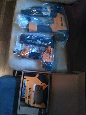 Bostitch air guns for Sale in Marengo, OH