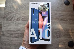 Brand New Samsung Galaxy A10s Unlocked 32 GB for Sale in Alexandria, VA