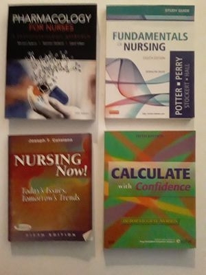 NURSING FUNDAMENTALS for Sale in Turlock, CA