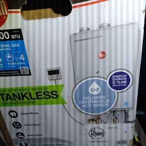 Rheem Tankless Water Heater for Sale in Stockton, CA
