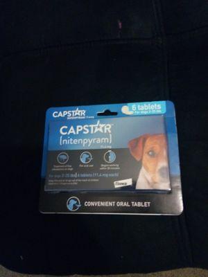 Capstar flea medicine for Sale in Covina, CA