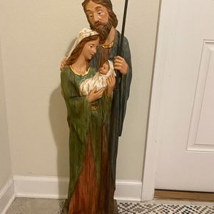 Holy Family Statue for Sale in Kissimmee, FL