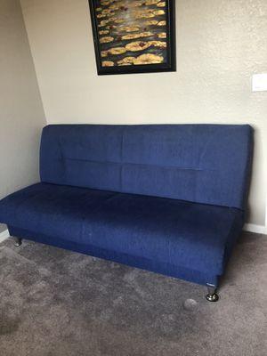 Futon Blue for Sale in Miami, FL