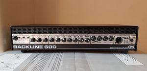 GK Bass Amp Head for Sale in Phoenix, AZ