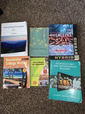 College textbooks for Sale in Pasco, WA