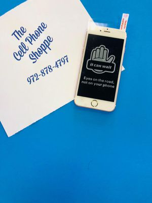 New iPhone 6s Unlocked 32gb for Sale in Carrollton, TX