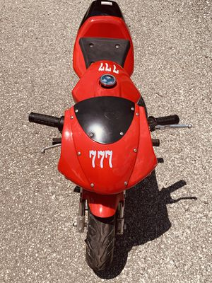 Red Toddler Motorcycle Bike for Sale in San Antonio, TX