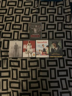 DVD's great condition for Sale in Los Angeles, CA