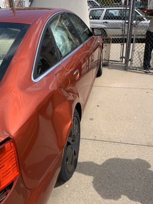 2006 Audi A6 (Car For Parts ONLY)(Parting Out) (Negotiable Price For Whole Vehicle) for Sale in Brooklyn, NY
