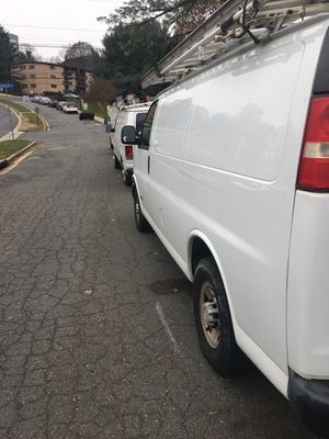 2006 Chevy Express work van for sale for Sale in Falls Church, VA