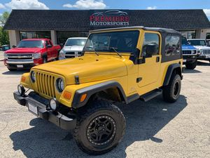 2004 Jeep Wrangler for Sale in Plainfield, IL