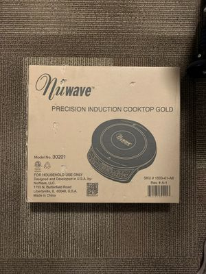 Nuwave Precision Induction Cooktop for Sale in Helena, MT