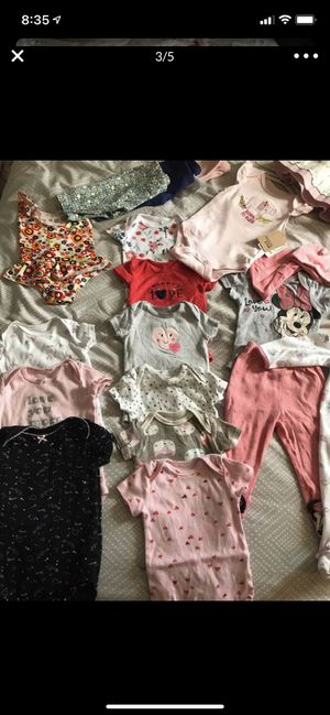 Baby girls clothes size 3/6 month for Sale in Kissimmee, FL