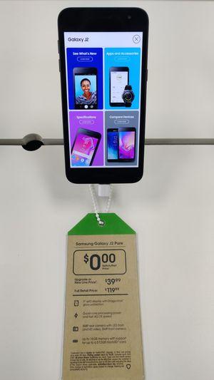 Samsung Galaxy J2 Pure for Sale in Traverse City, MI