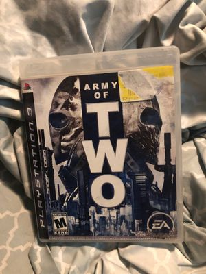 Army of Two PS3 for Sale in Las Vegas, NV