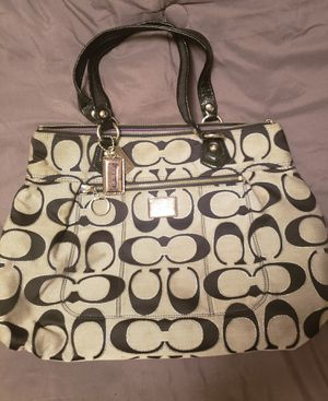 Coach purse for Sale in Roselle, IL