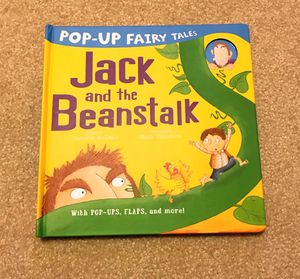 Jack & The Beanstalk Book for Sale in Frisco, TX