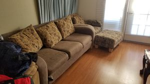 Sofa set $75 for Sale in Hayward, CA