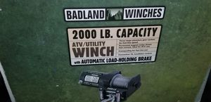 New winch have 3 more in boxes up to 5000lbs for Sale in Bellevue, WA