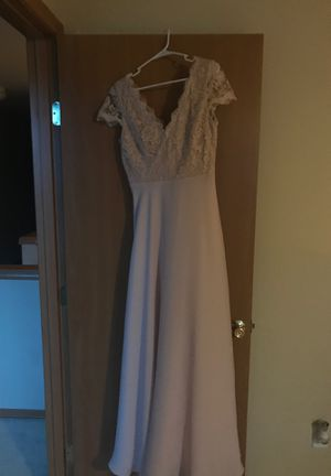 Beautiful light pink Calvin Klein dress. Asking $100, it was $150 brand new and worn once. In great shape. Pick up in Marysville. for Sale in Arlington, WA