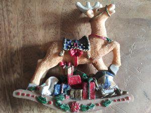 Christmas Reindeer Figurine for Sale in Washington, DC