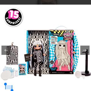 LOL Surprise O.M.G. Lights Groovy Babe Fashion Doll for Sale in Los Angeles, CA